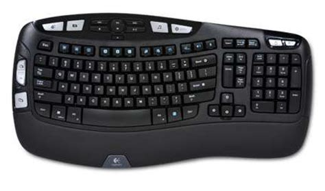 logitech comfort wave buy the logitech k350 wireless keyboard at tigerdirect ca