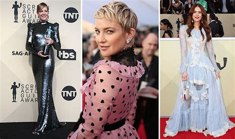 Sag Worst Dressed by Sag Awards 2018 Worst Dressed Did Kate Hudson And These