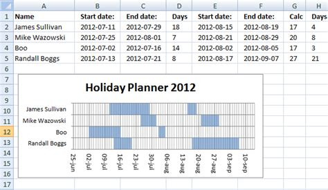 free printable staff holiday planner 2015 8 holiday planner templates excel templates
