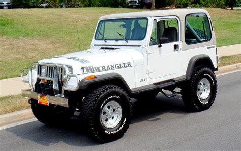 Jeep Convertible Hardtop 1990 Jeep Wrangler Convertible With Hardtop