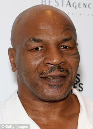 Mike Tyson Arrest Records Mike Tyson Barred From Entering Chile Criminal Record Daily Mail