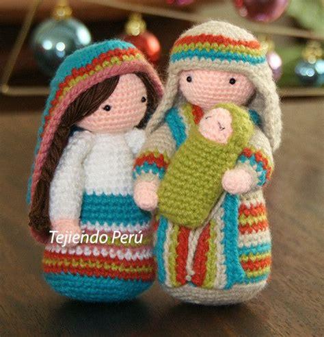 amigurumi nativity pattern paso a paso san jos 233 tejido a crochet amigurumi joseph
