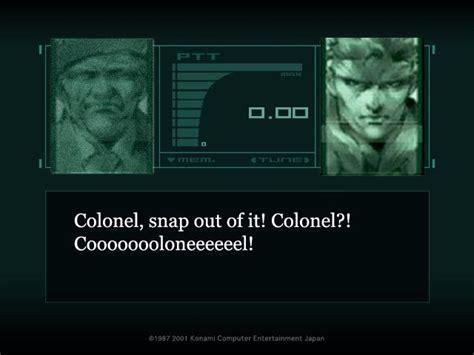 Meme Metal Gear - metal gear know your meme