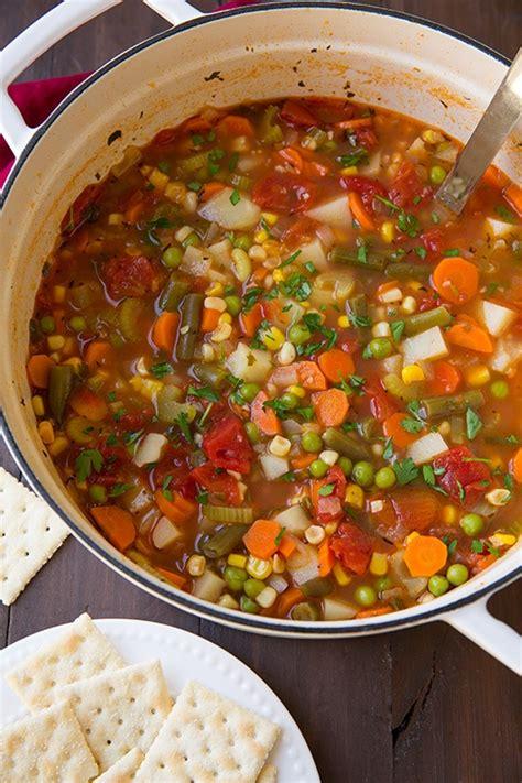 best veg soup recipe vegetable soup cooking