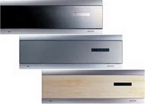 condizionatori arredo climatizzatori moderni tra tecnologia e design