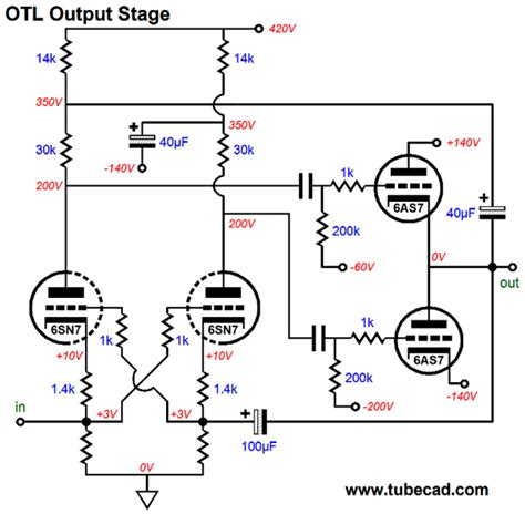 transistor lifier output stage capacitor coupled output stage 28 images otl design sandman error take lifier three