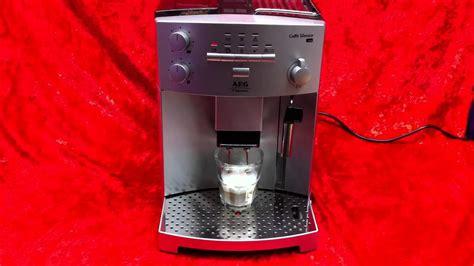 cafe silenzio aeg caffe silenzio plus cs 5200