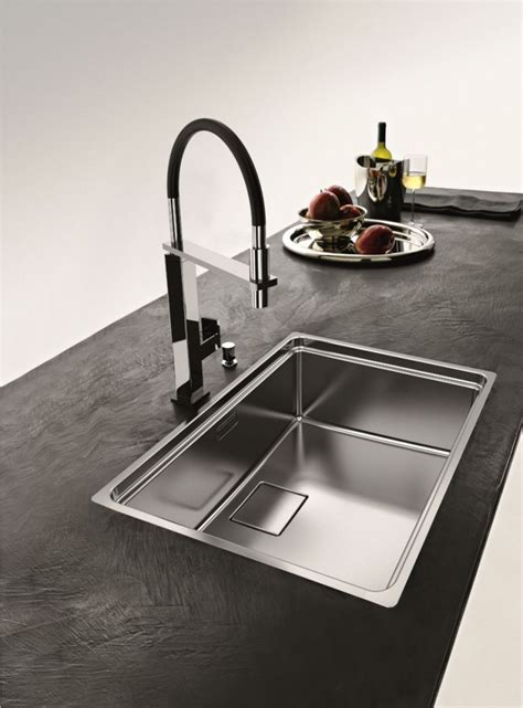 Kitchen Sinks And Faucet Designs Beautiful Kitchen Sink Best Home Design Ideas