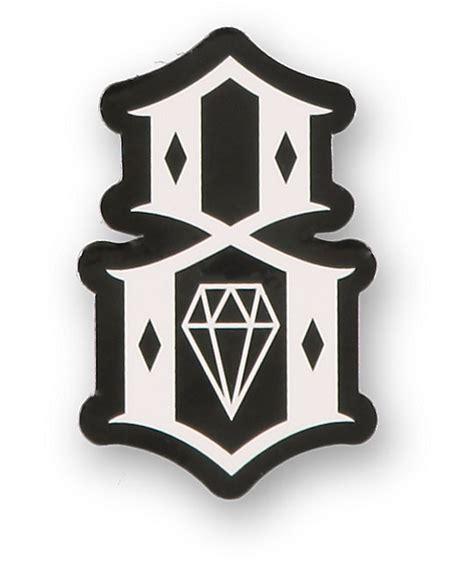 rebel 8 black 1 rebel8 logo sticker at zumiez pdp