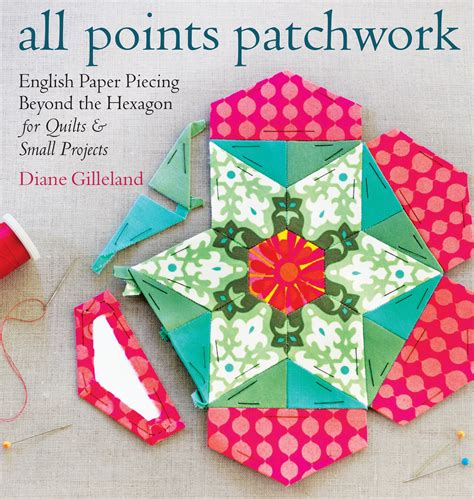 Patchwork Paper Piecing - tutorial lengthen a skirt with epp the
