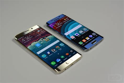 Harga Samsung S7 Edge Refurbished samsung galaxy s6 edge vs galaxy s6 edge droid