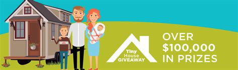 Tiny House Sweepstakes 2016 - alkaline mavado farewell main radio dj frass records
