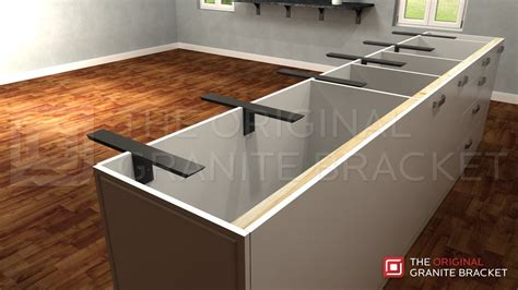 bar top supports granite bar top supports 28 images kitchen granite counter brackets kitchen design