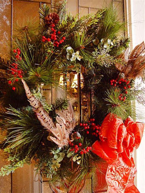 ideas  fabulous pine wreaths diy network blog