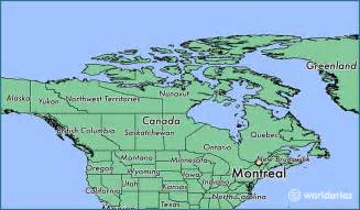 where is montreal qc where is montreal qc located in