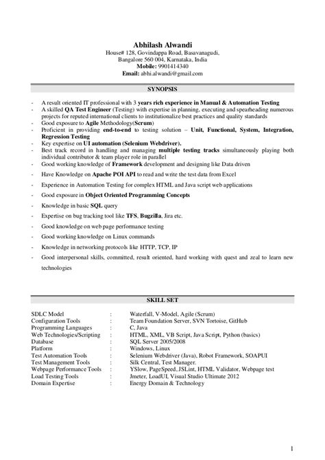 information technology resume templates free lean six sigma resume sles day care director