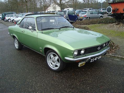 1972 opel manta 1972 opel manta automatic flickr photo sharing