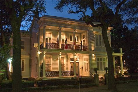 New Orleans Style House Plans by Elms Mansion And Garden Wedding Venue