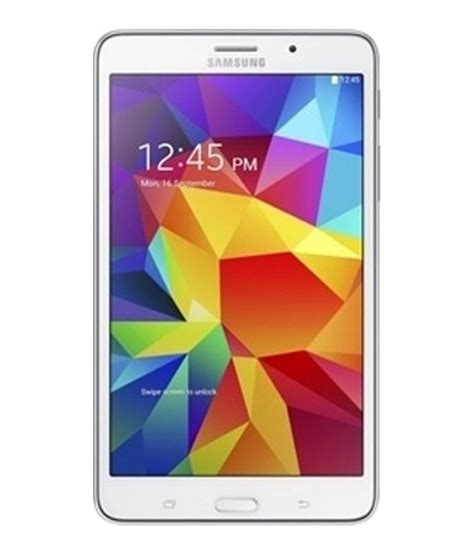 samsung t231 samsung galaxy tab 4 t231 white buy samsung galaxy tab 4 t231 white at best prices