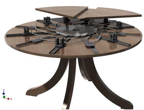 expanding table plans fletcher capstan table plans brokeasshome com