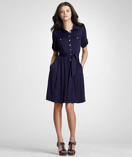 Lea Navy Midi Dress Casual Hi Low Dress image gallery navy blue casual dresses