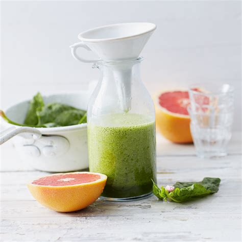 Detox Smoothie Buch by Detox Spinat Grapefruit Smoothie Rezept K 252 Cheng 246 Tter
