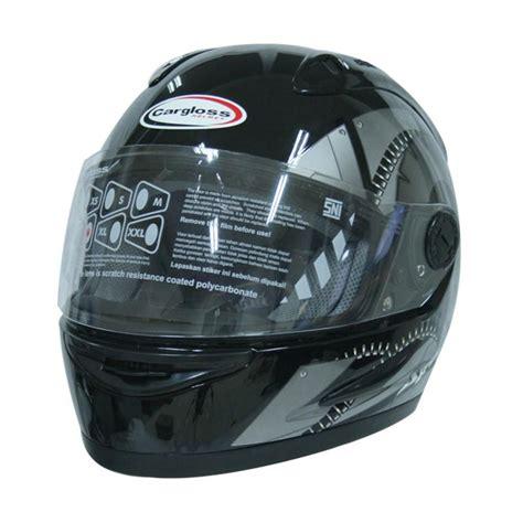 Helm Cargloss Sport Z Jual Cargloss Racer Horn Sport Z Black Helm