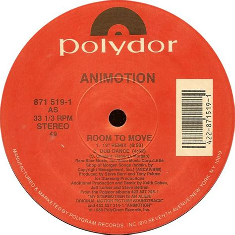 animotion room to move animotion room to move records lps vinyl and cds