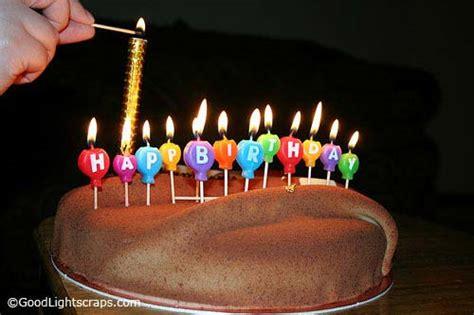 birthday cake scraps bday candle pics graphics