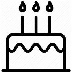 birthday cake icons cake ideas and designs