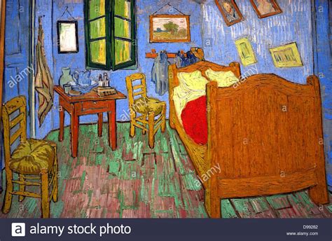 description de la chambre de gogh la chambre 224 arles bedroom at arles 1888 on