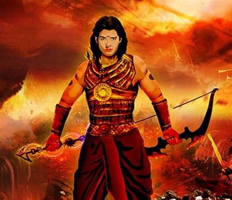 Second Hurt Heri Putra who was the greater warrior karna or arjuna according to