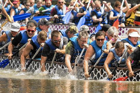 chicago boat festival blue island hosts dragon boat festival saturday daily