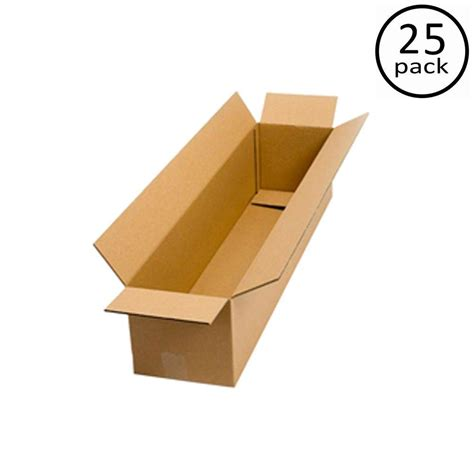 plain brown box 36 in x 5 in x 30 in 20 box bundle