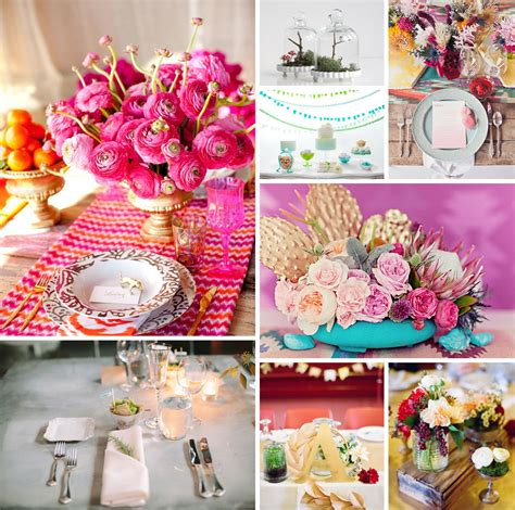 ideas for table decorations 20 wedding table decor ideas