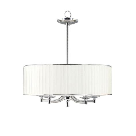 home decorators collection pendant lights home decorators collection anya 5 light chrome pendant