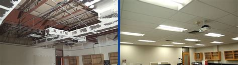 Drop Ceiling Installation Contractors by Drop Ceiling Installation Milwaukee Suspended Ceiling