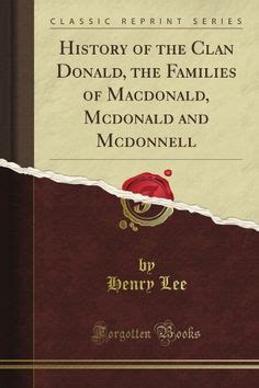 the clan gillean classic reprint books 1000 images about mcdonnell clan on family