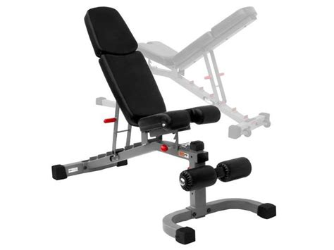 commercial decline bench xmark light commercial flat incline decline bench