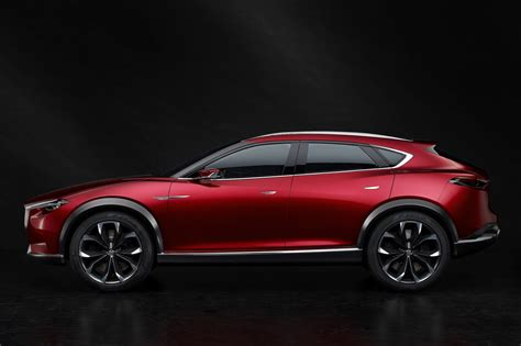 mazda 6 crossover mazda koeru crossover concept revealed photos 1 of 16