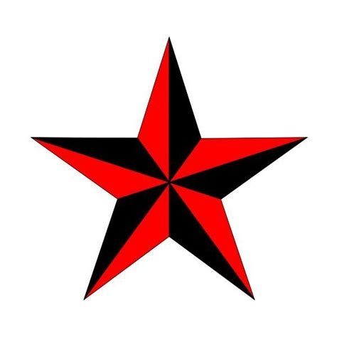five point star tattoo the nautical representation and meaning of the