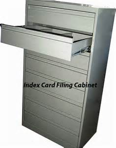 Index Card File Cabinet Afford Office Line Limited Cabinets