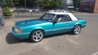 93 mustang for sale 93 mustang lx convertible for sale photos technical