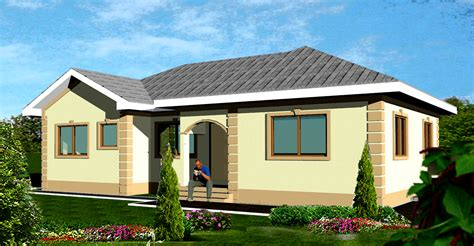 houseplans with pictures ghana house plans fiifi house plan