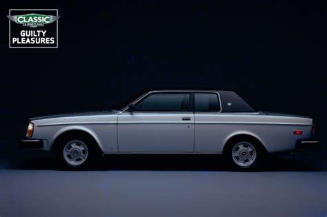 guilty pleasures volvo  classic sports car