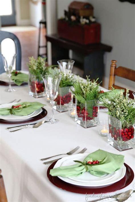 best 20 christmas table centerpieces ideas on pinterest