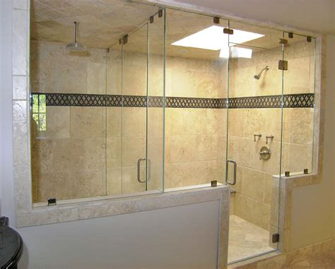 Oversized Shower Large Shower