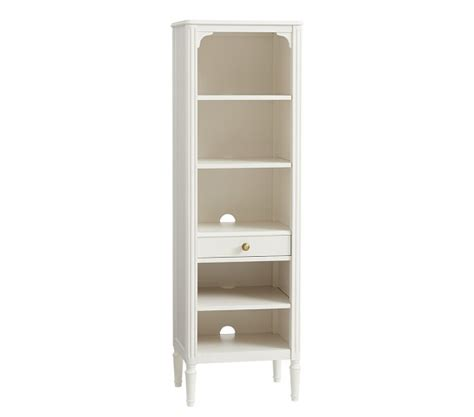 zoey bookcase tower pottery barn