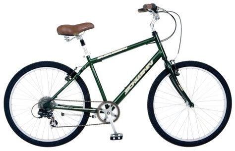 comfortable bikes for men schwinn suburban 7sp men s comfort bike 26 inch wheels