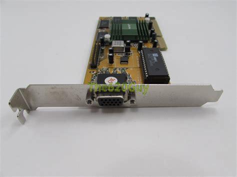 Vga Card Slot Agp intel agp740 740 rev a graphic adapter 8mb 32 bit vga d sub agp 2x card